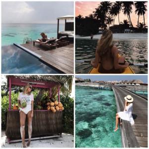 Blogerki na wakacjach: najlepsze plaże i kierunki podróży