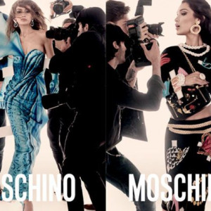 Bella i Gigi Hadid w najnowszej kampanii Moschino