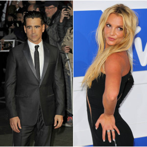 Colin Farrell i Britney Spears
