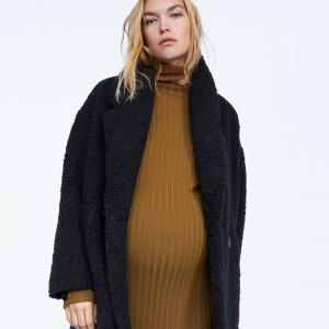 62b26dd5ae Zara wypuściła kolekcję dla przyszłych mam! Marka proponuje ubrania ...