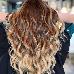 Trendy Koloryzacja 2019 Sombre Blond Czy To Nadal Jest