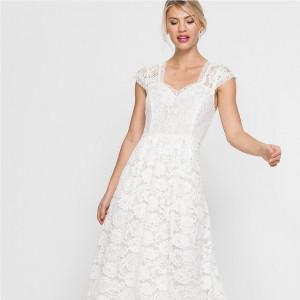 60cb8fffe1 Suknia ślubna z sieciówki - wiemy