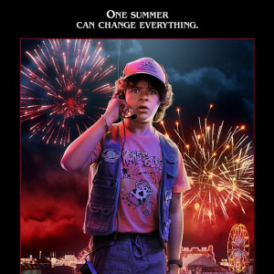 Nowe plakaty Stranger Things 3: Dustin