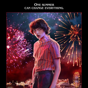 Nowe plakaty Stranger Things 3: Mike