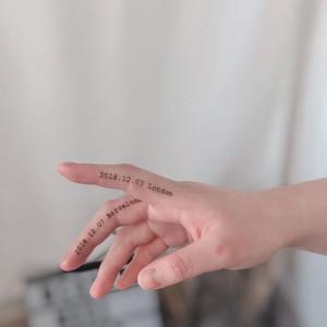 Trendy Jesień 2019 Małe Tatuaże Inspiracje Z Instagrama