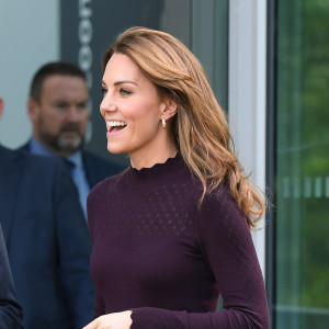 Kate Middleton i jej subtelna metamorfoza.