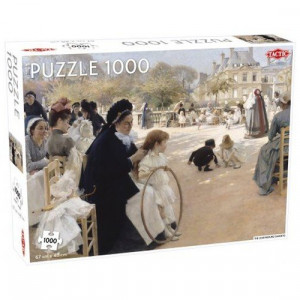 Puzzle  Luxembourg Gardens, 26,49 zł