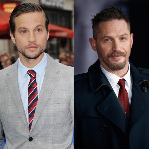 Marshall Logan-Green i Tom Hardy