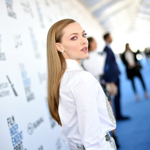 Amanda Seyfried na rozdaniu nagród Film Independent Spirit Awards, 2019 rok