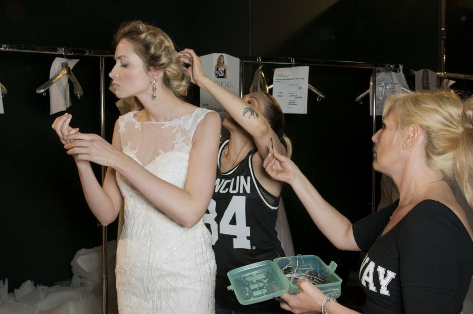 Fryzury ślubne Inspiracje Z Wybiegów I Akcesoria Glamourpl