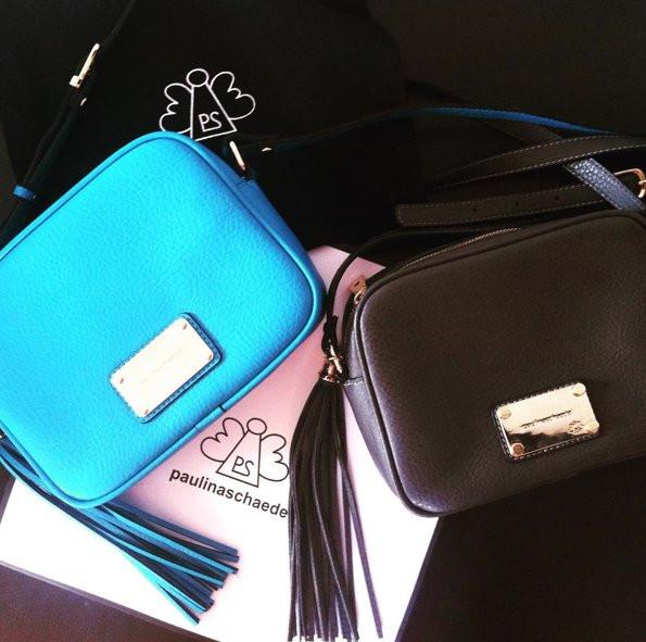 0a25a0d15d5e5 Odkrycie Glamour - torebki Pauliny Schaedel. I rabat dla was ...