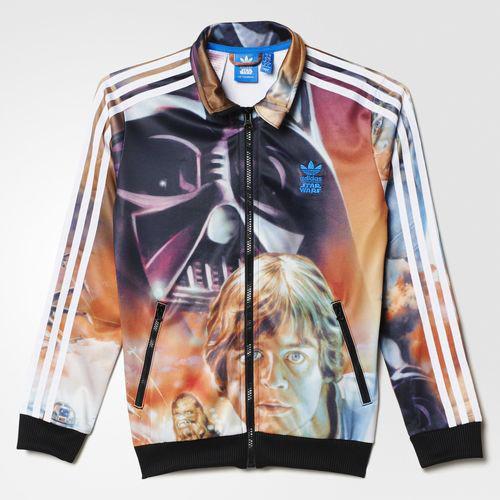 Ubrania z motywami ze Star Wars, fot. materiały prasowe AB2265_01_laydown