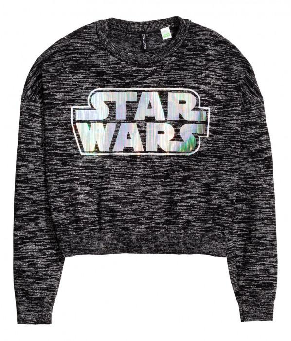 Ubrania z motywami ze Star Wars, H&M, fot. materiały prasowe hmprod111