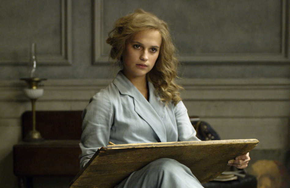 Alicia Vikander The Danish Girl