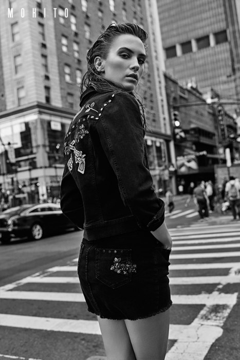 ab83746d Nowy lookbook marki Mohito New York City Vibes na sezon jesień-zima ...