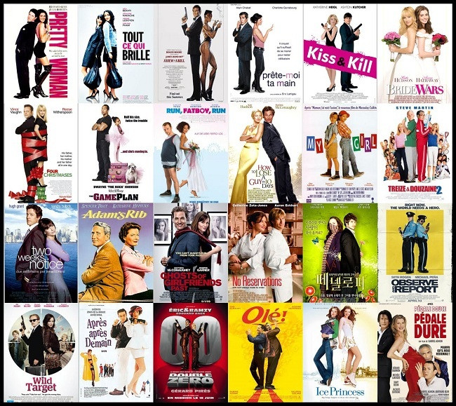 13 Najbardziej Banalnych Pomysłów Na Plakat Filmowy Glamourpl