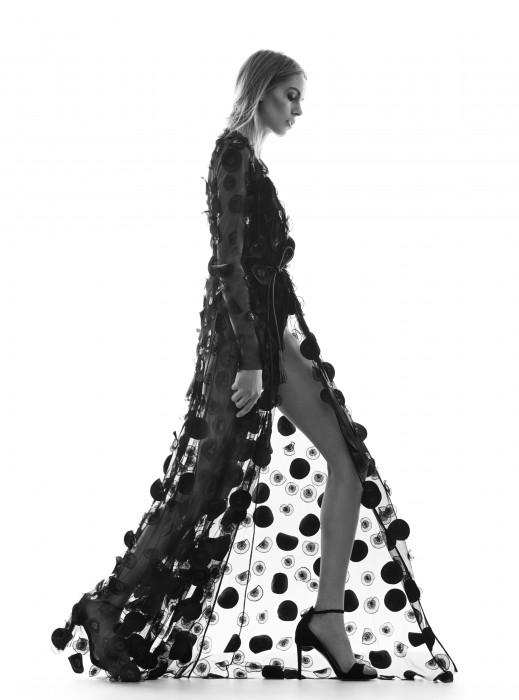 792a40bd4a Simple x Dorota Williams - kolekcja wieczorowych sukienek - Glamour.pl