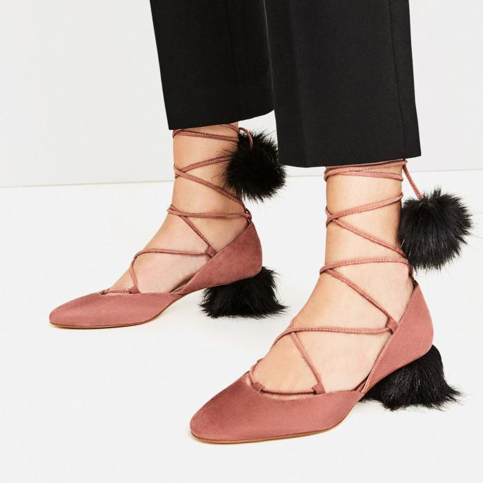 606ecc7e1d8f0 ZARA: 10 par butów, które warto kupić na wyprzedaży - Glamour.pl