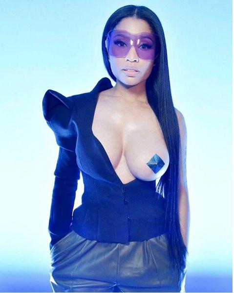 Nicki Minaj seks filmy nastolatek ciasne pusy