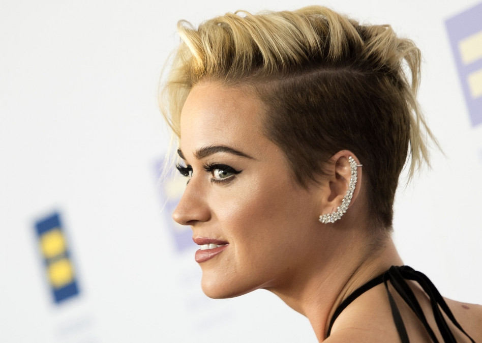 """Katy Perry otrzymała """"Nagrodę Równości"""" przyznawaną przez Human Rights Campaign"""