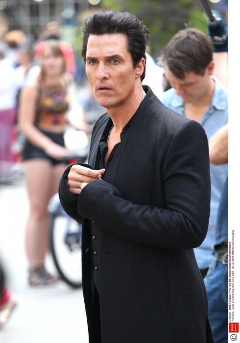 """Matthew McConaughey w filmie """"Mroczna Wieża"""""""