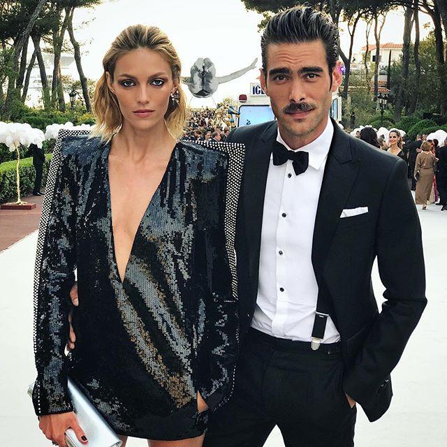 Anja Rubik Zachwyca W Cannes Wszystkie Stylizacje Glamourpl