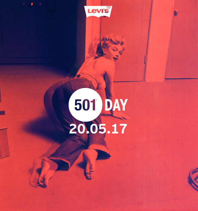 20 maja Levi's® obchodzi #501Day!