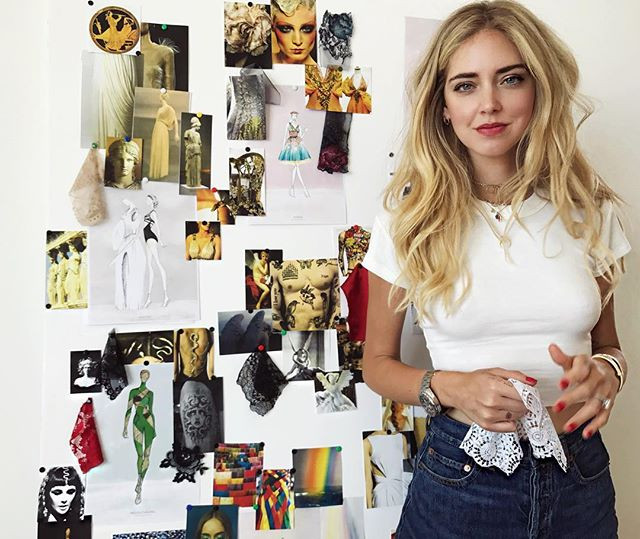 "Chiara Ferragni zaprojektuje kostiumy do spektaklu ""Intimissimi on Ice"""