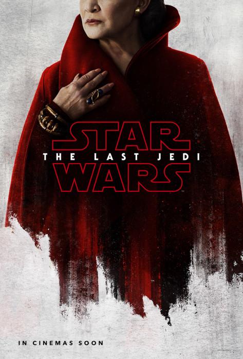 Pierwsze Plakaty Filmu Gwiezdne Wojny Ostatni Jedi