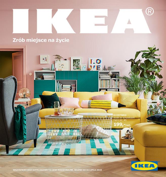 Już Jest Nowy Ikea Katalog 2018 Zobaczcie Wszystkie Zdjęcia