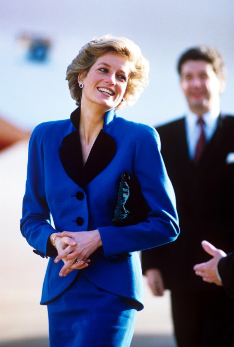 Księżna Diana I Jej Niezapomniany Styl Glamourpl
