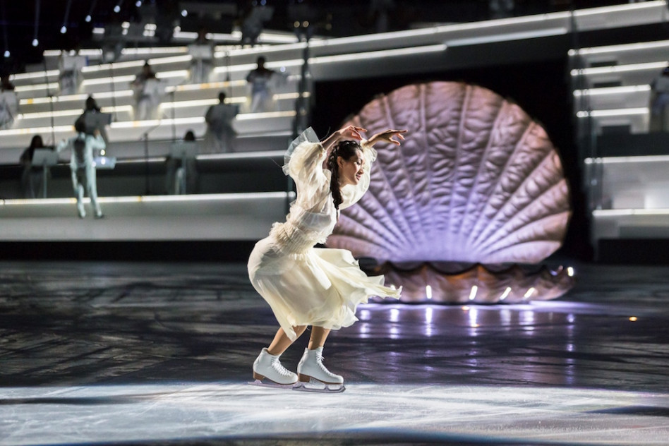 "Intimissimi On Ice 2017 ""A legend of Beauty"""