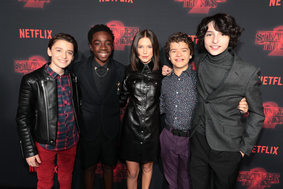 "Premiera 2. sezonu ""Stranger Things"" w Los Angeles"