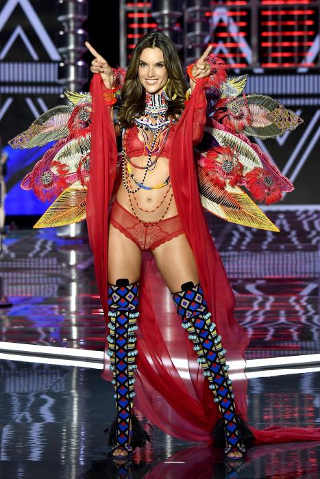 Victoria's Secret 2017 - Szanghai