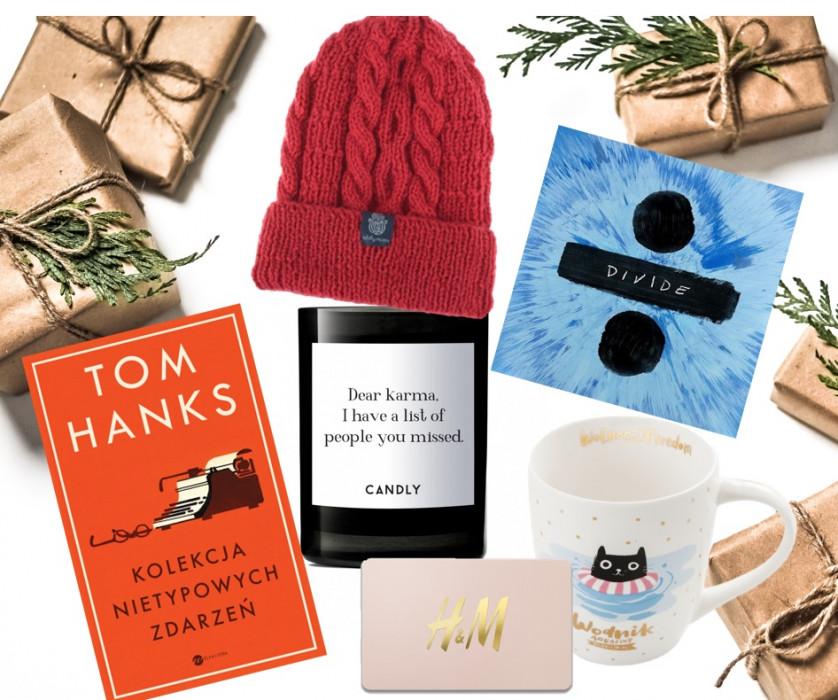 pomysły na prezenty świąteczne na co dzień