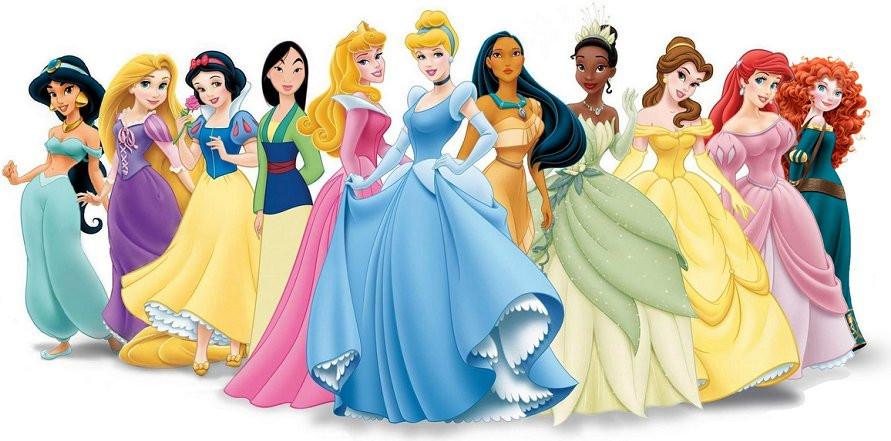 QUIZ] Jak dobrze znasz księżniczki Disney'a? - Glamour.pl