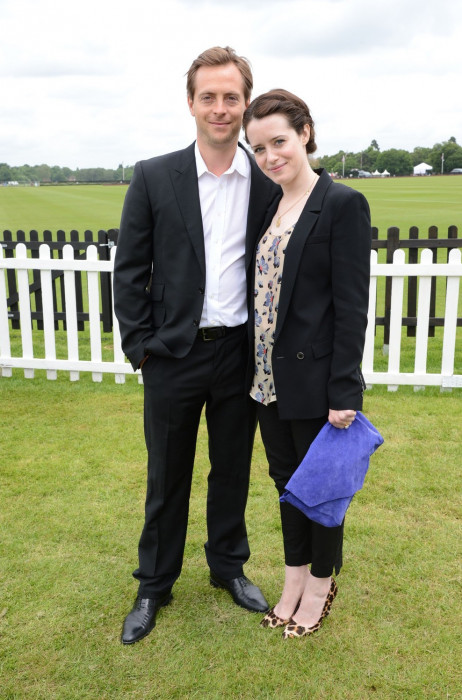 Claire Foy i Stephen Campbell Moore