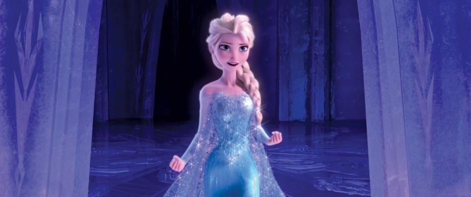 Kraina Lodu Elsa To Pierwsza Bohaterka Disneya Która Pokazała