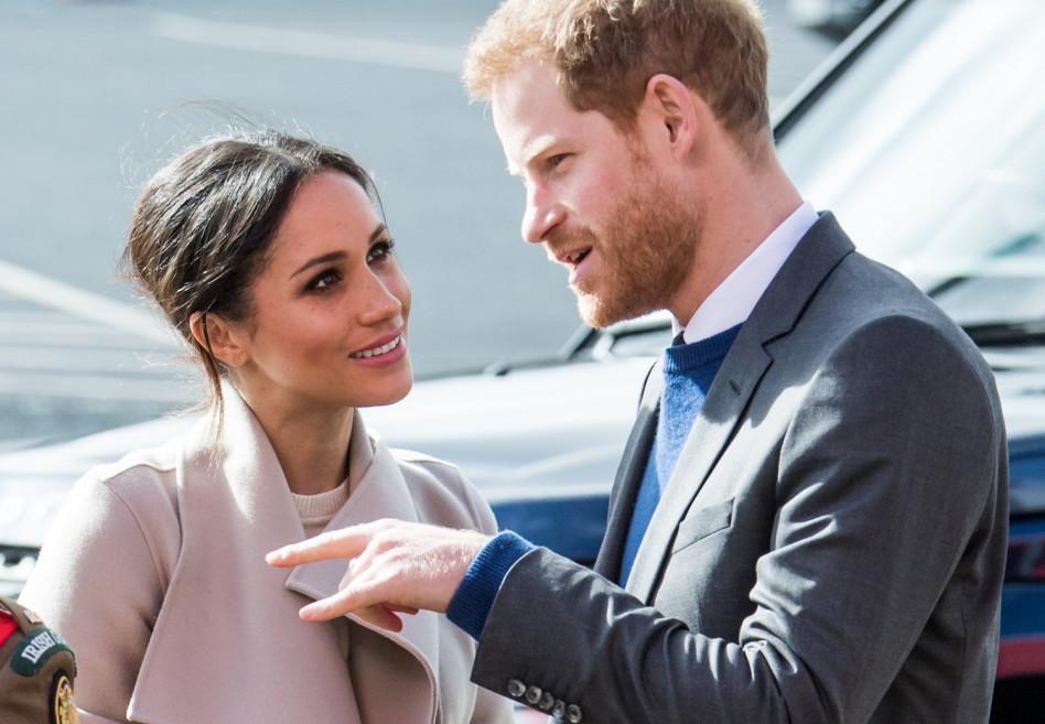 Meghan Markle I Książę Harry Wybrali Fotografa Na Swój ślub To