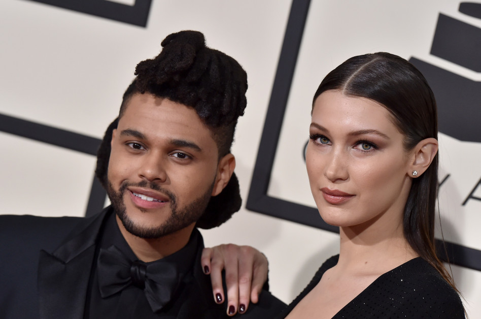 The Weeknd i Bella Hadid przyłapani na pocałunku w Cannes!