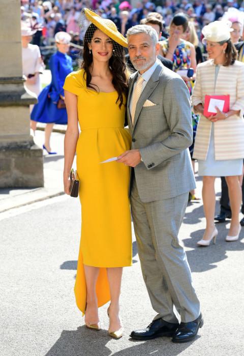 ślub Meghan Markle I Księcia Harryego Goście Zobaczcie Kto Się