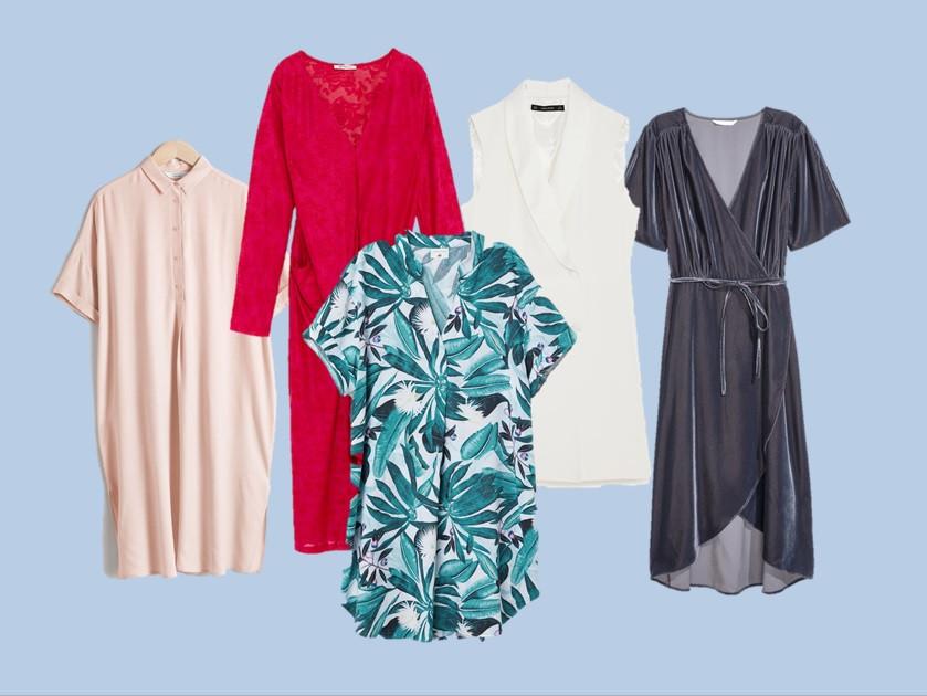 9dc9e21893 Idealne sukienki dla dziewczyn z dużym biustem - Glamour.pl