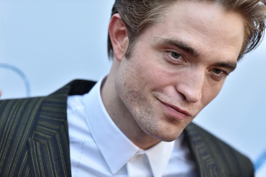 Pattinson Robert randki