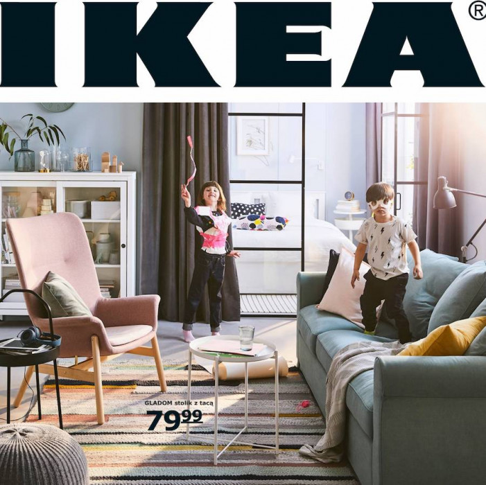 ju jest nowy ikea katalog 2019 zobaczcie zdj cia. Black Bedroom Furniture Sets. Home Design Ideas