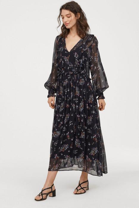 ca6f24573d Sukienki na jesień 2018 – oto najmodniejsze modele z sieciówek ...