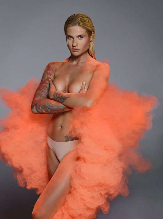 szwedzkie modele nago seks w domu porno
