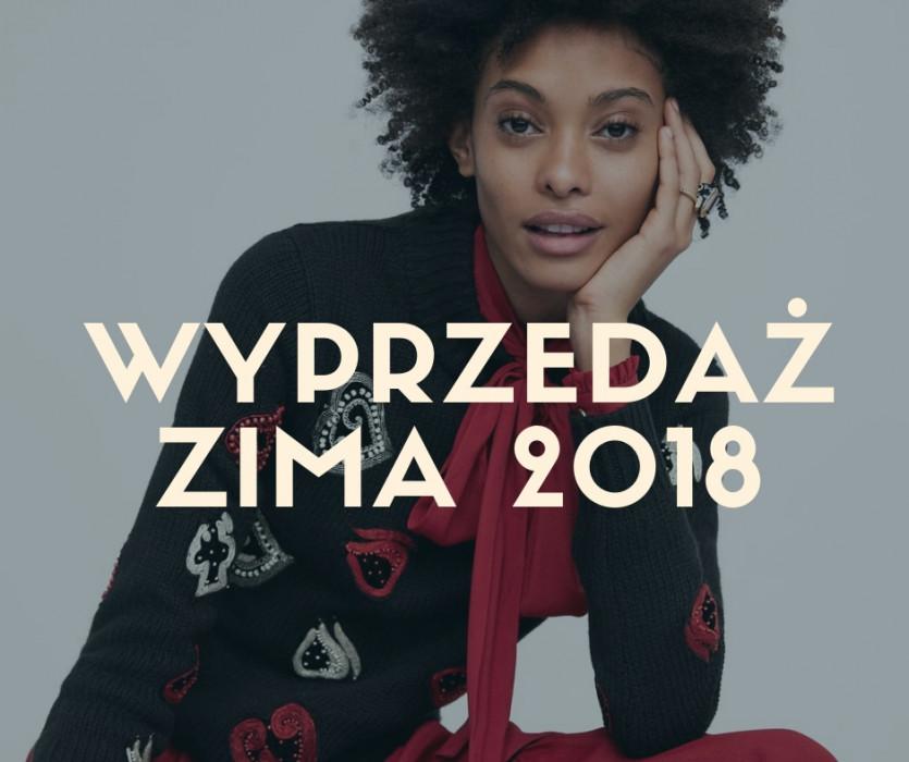 c7ac7aa785 Wyprzedaże zima 2018  kiedy startują  Zara