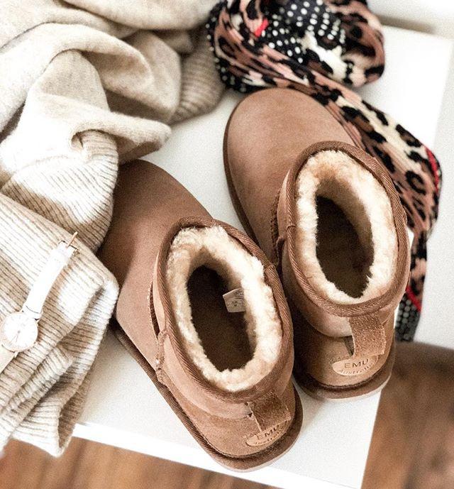 dd627ffd25b81 Jak dbać o buty EMU? Oto kilka porad, jak je czyścić, przechowywać i ...
