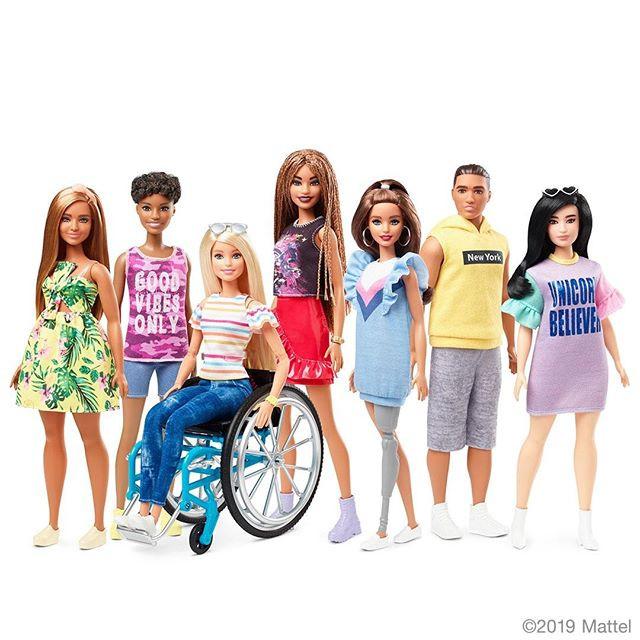 Barbie Stawia Na Różnorodność W Tym Roku Do Sklepów Trafi M
