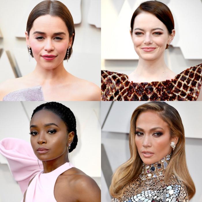 Oscary 2019 Makijaże I Fryzury Gwiazd Glamourpl